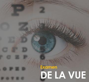 Examen de la vue | L'Optik Farhat