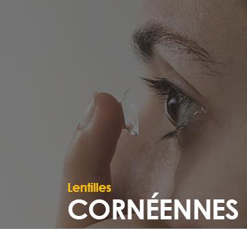 Lentilles cornéennes | Optik Farhat Sorel-Tracy